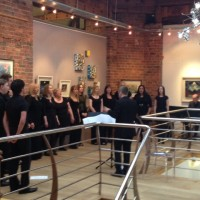 Voice of the Town Sing at The Late Shows