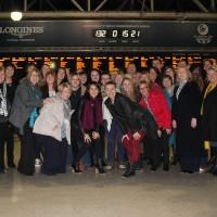 I Belong To Glasgow, BBC Scotland, Glasgow Central Station
