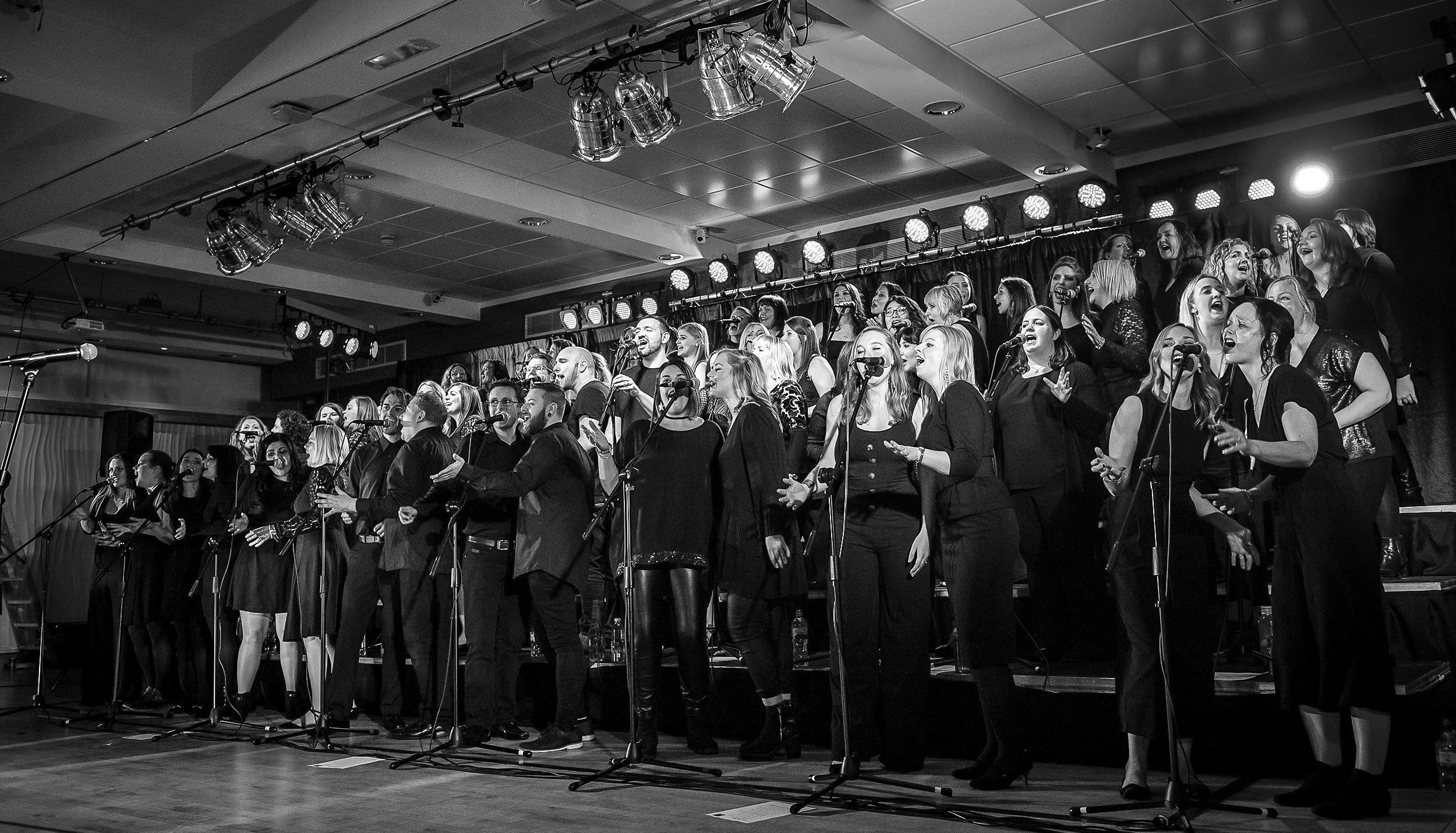 Newcastle VOTT Choir