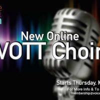Voice of the Town Virtual Choirs